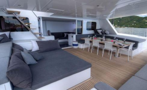 Levante Sunreef Catamaran 4
