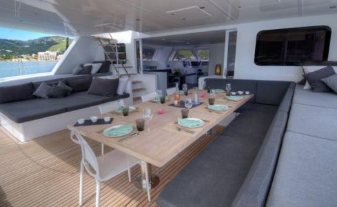 Levante Sunreef Catamaran 5