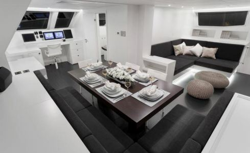 Levante Sunreef Catamaran 12