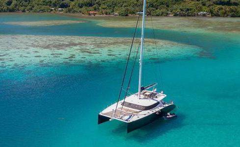 Levante Sunreef Catamaran 8
