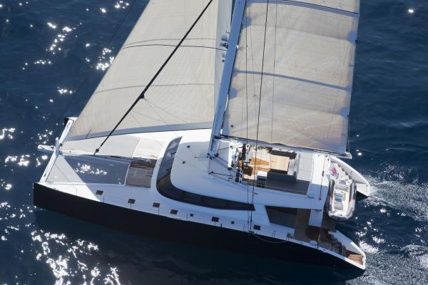 Sunreef Catamaran Sail 80'