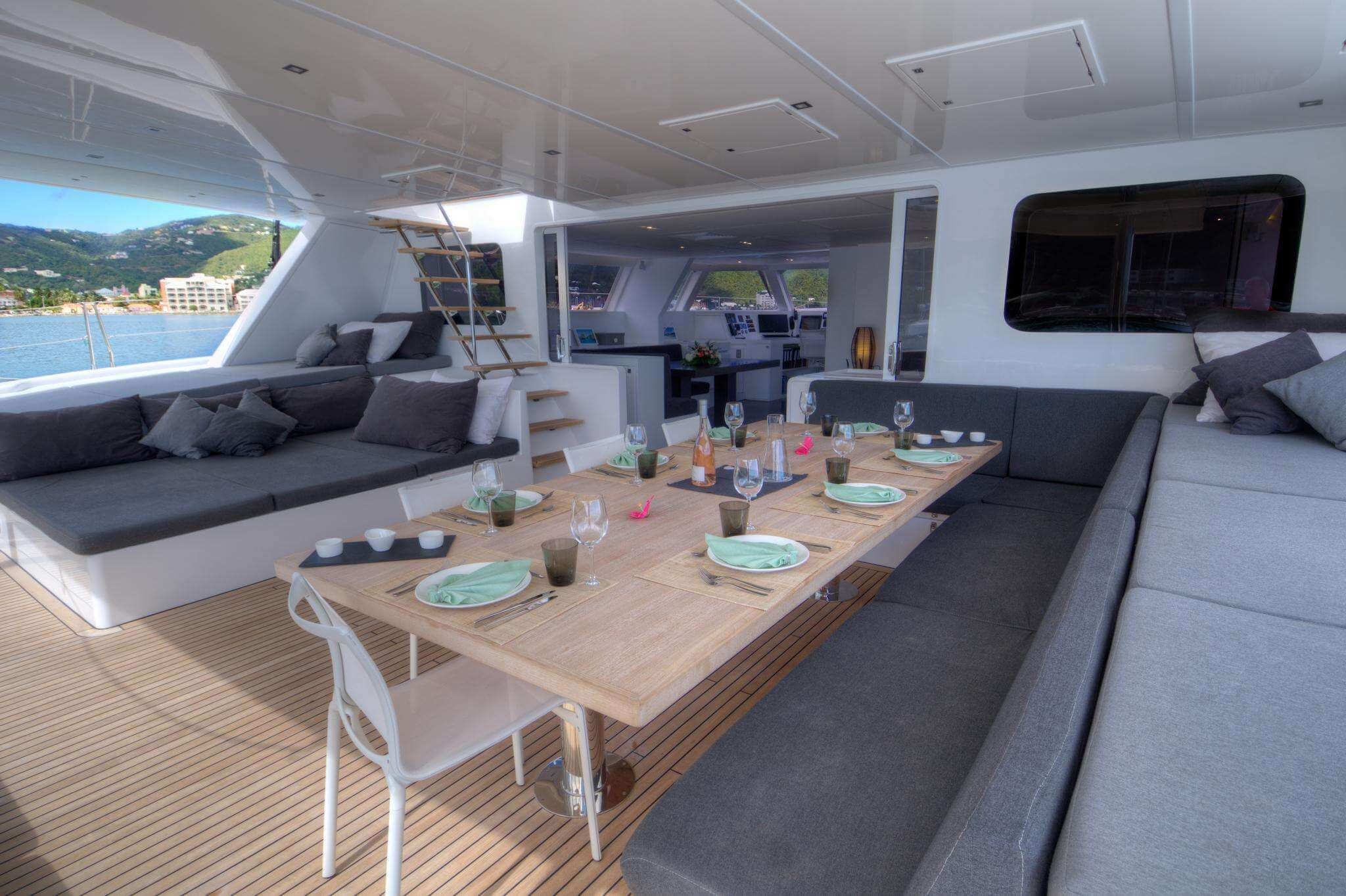 Levante Sunreef Catamaran 11