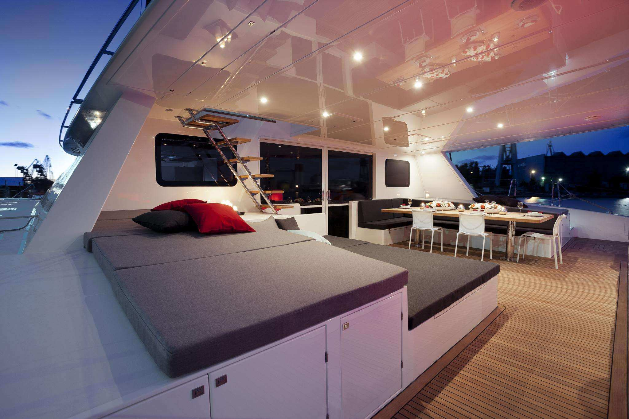 Levante Sunreef Catamaran 13