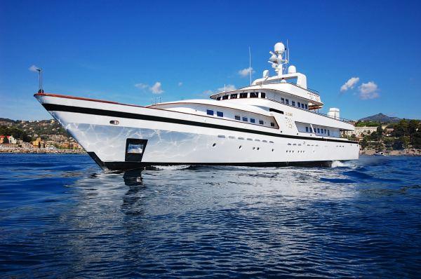 Custom Motoryacht 43M