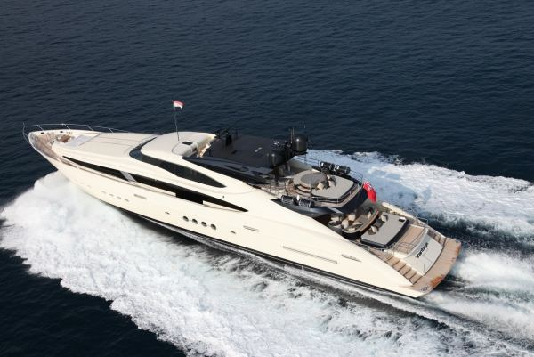 Palmer Johnson Yacht 46M
