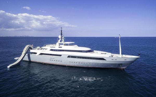 Baglietto Yacht 60M