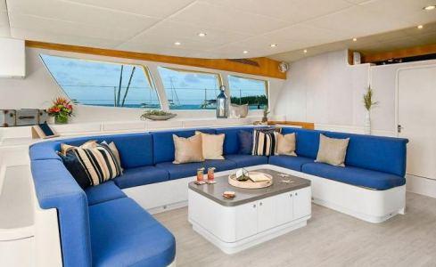 BLUE GRYPHON Prout Catamaran 7