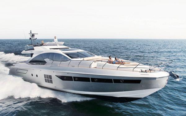 Azimut Yachts Azimut 77s