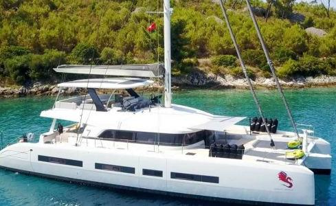 Adriatic Dragon Lagoon Catamaran 2