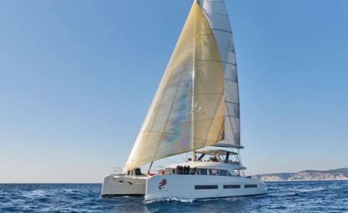 Adriatic Dragon Lagoon Catamaran 5
