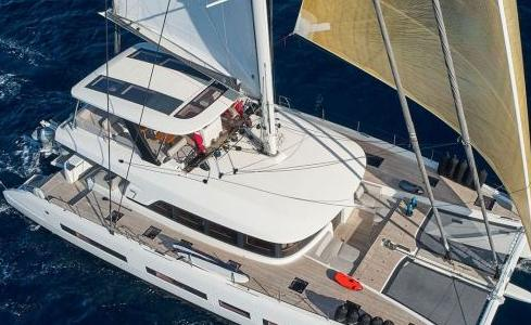 Adriatic Dragon Lagoon Catamaran 1