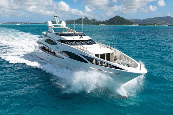 Benetti Yacht 47M