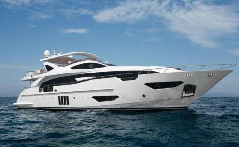 Memories Too Azimut Yachts 1