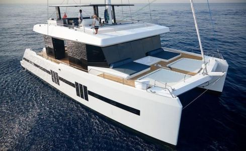 Mayrilou Sunreef Catamaran 2