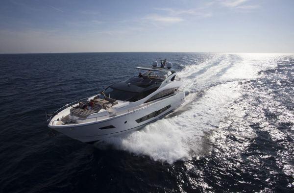 Sunseeker Yacht 86'