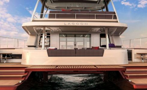Power 67 Lagoon Catamaran 3