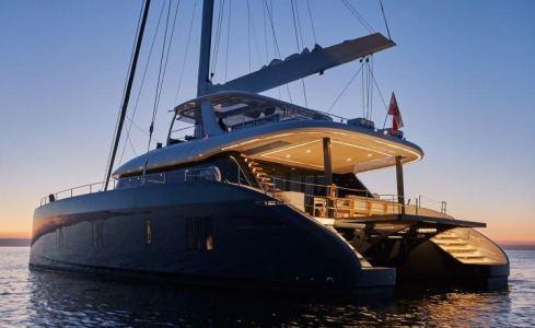 Genny Sunreef Catamaran 1
