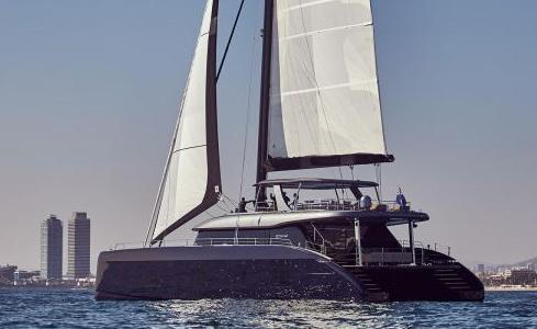 Genny Sunreef Catamaran 2