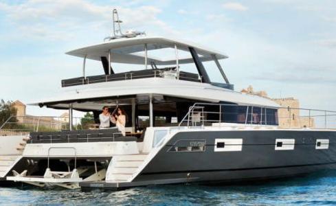 GALUX One Lagoon Catamaran 2