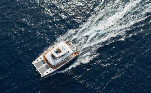 GALUX One Lagoon Catamaran 3