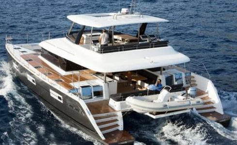 GALUX One Lagoon Catamaran 4