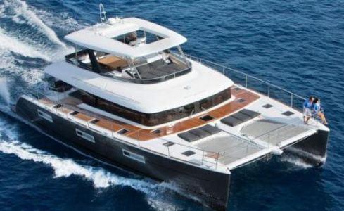 GALUX One Lagoon Catamaran 1