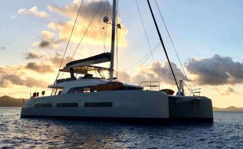 TELLSTAR Lagoon Catamaran 2