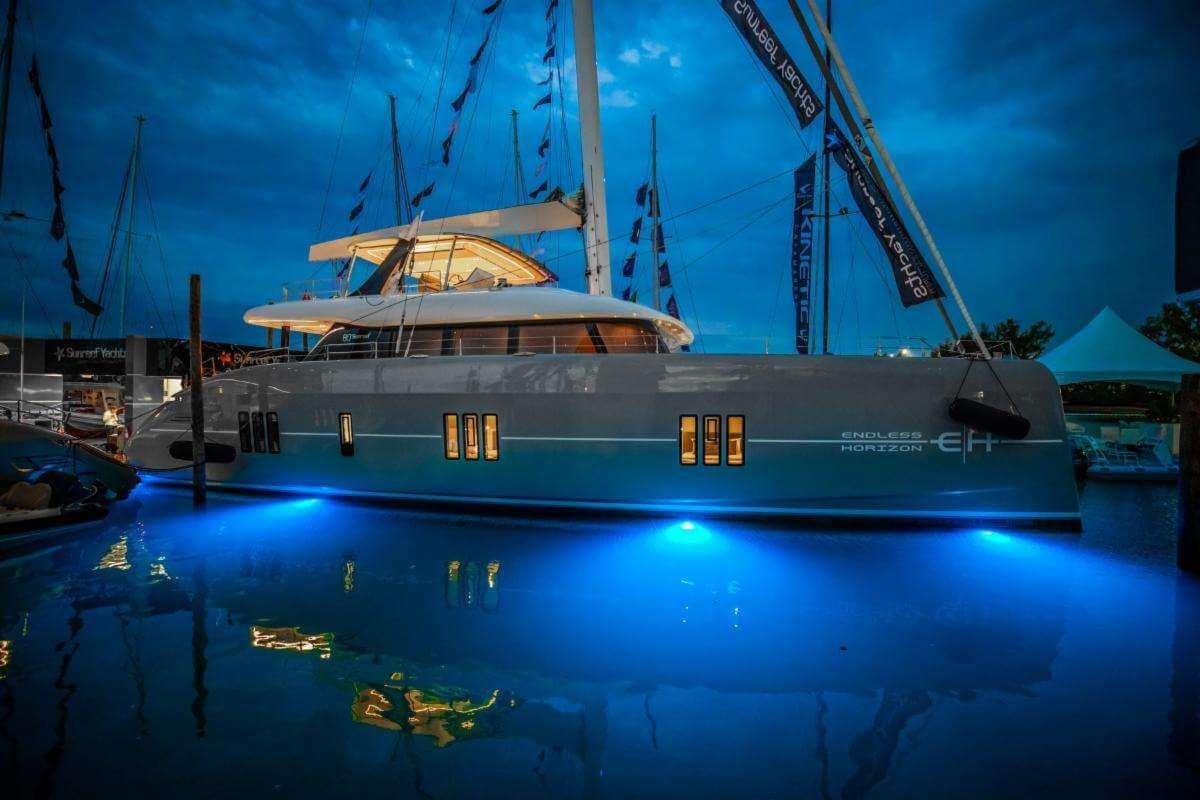 ENDLESS HORIZON Sunreef Catamaran 2
