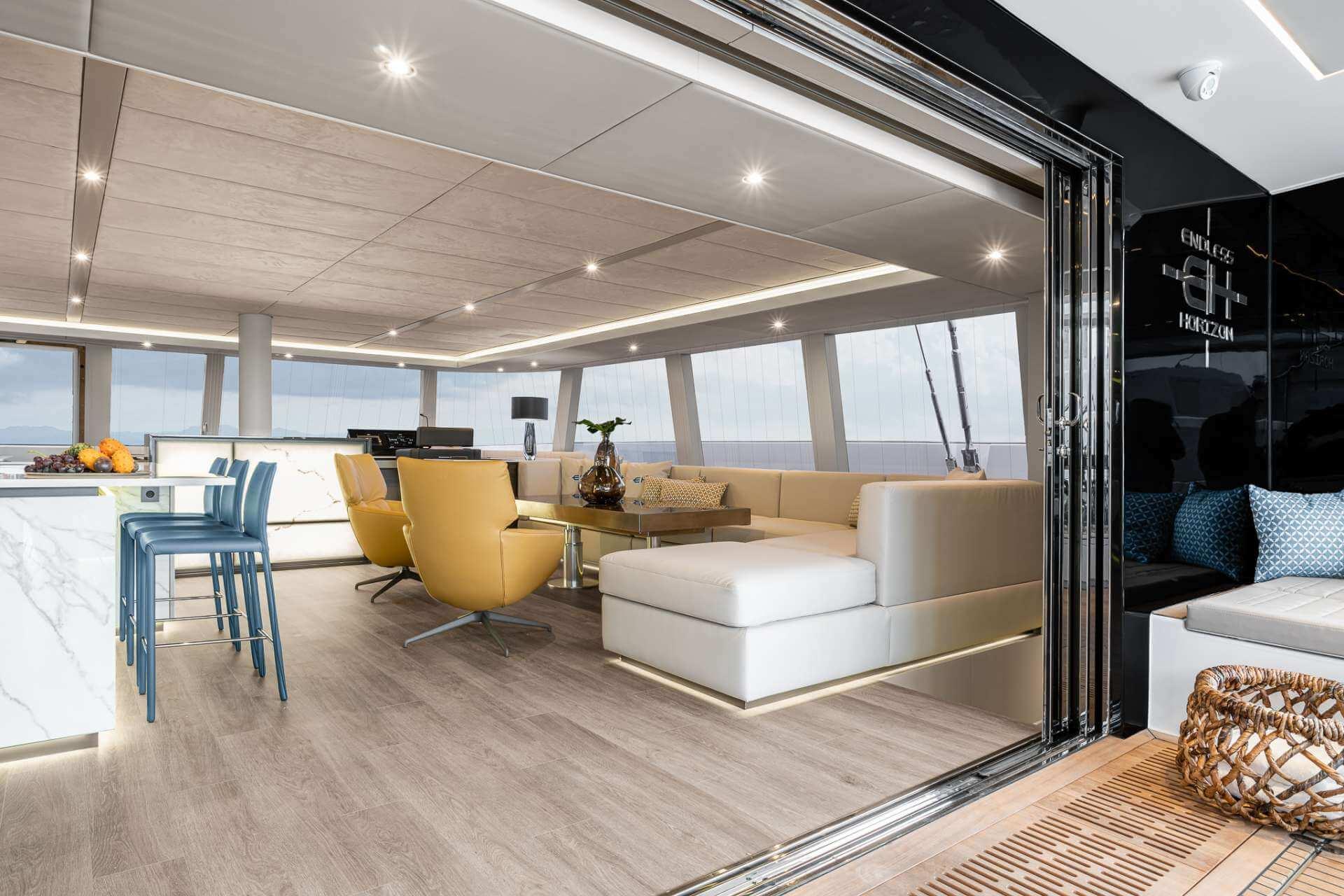 ENDLESS HORIZON Sunreef Catamaran 5