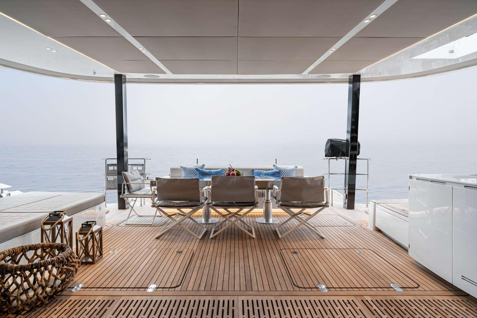 ENDLESS HORIZON Sunreef Catamaran 8