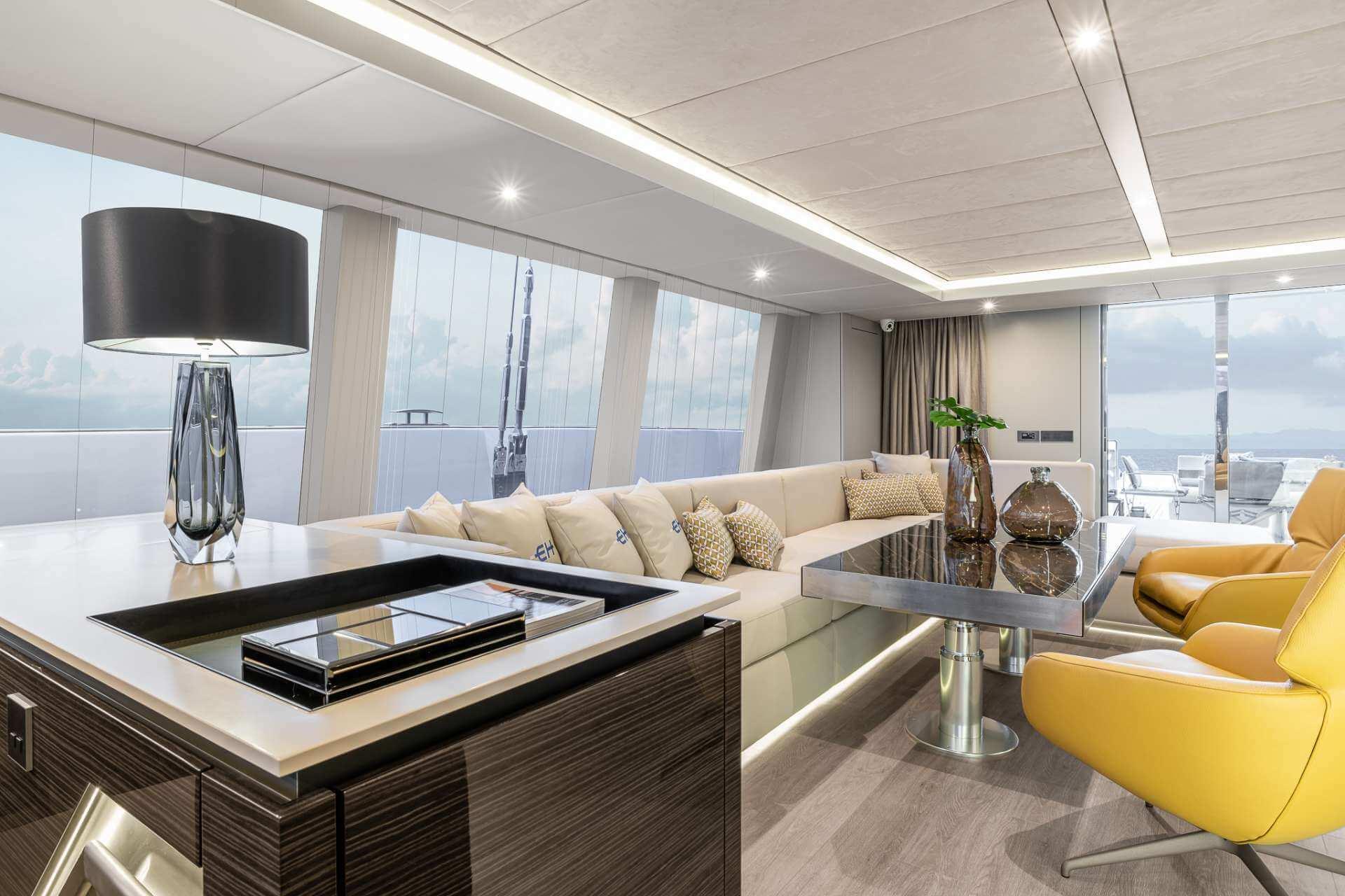 ENDLESS HORIZON Sunreef Catamaran 11