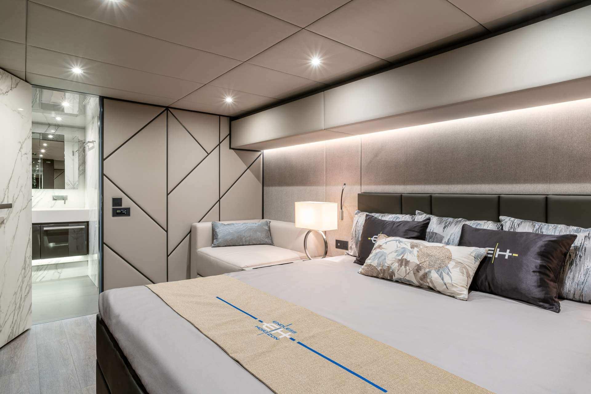 ENDLESS HORIZON Sunreef Catamaran 13