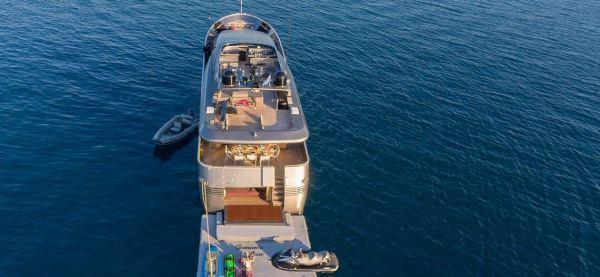 Admiral Yachts Admiral  101