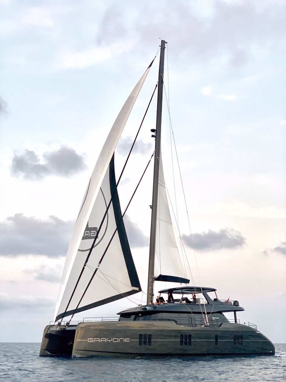 GRAYONE Sunreef Catamaran 3