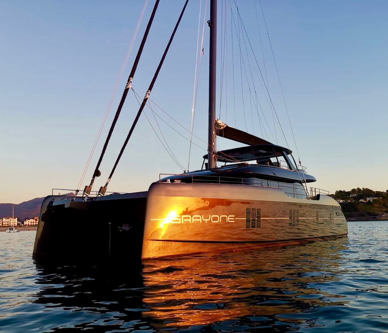 GRAYONE Sunreef Catamaran 1