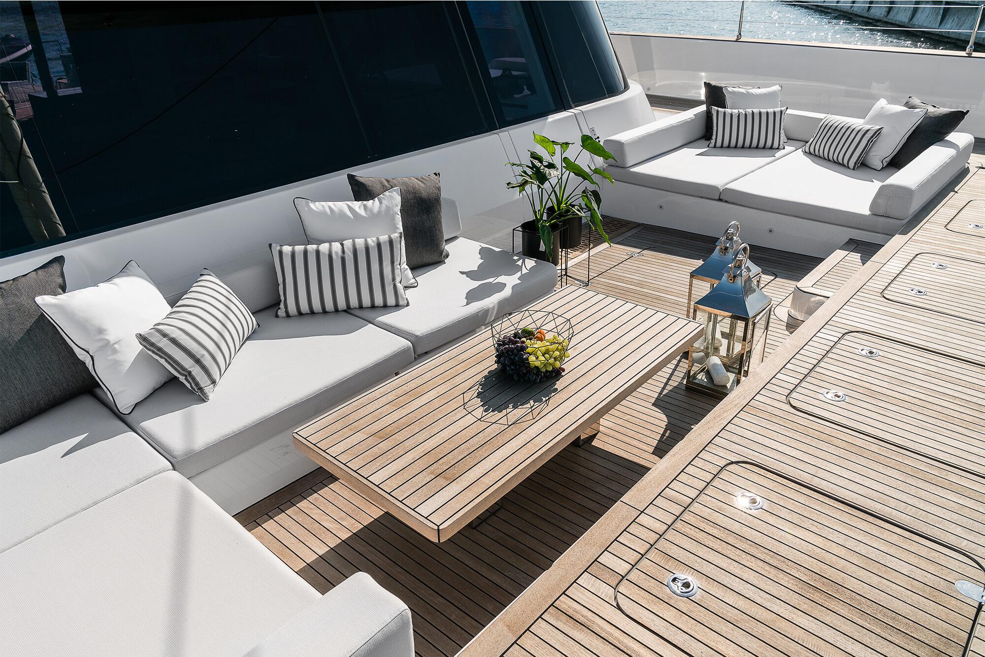 ABOVE Sunreef Catamaran 4