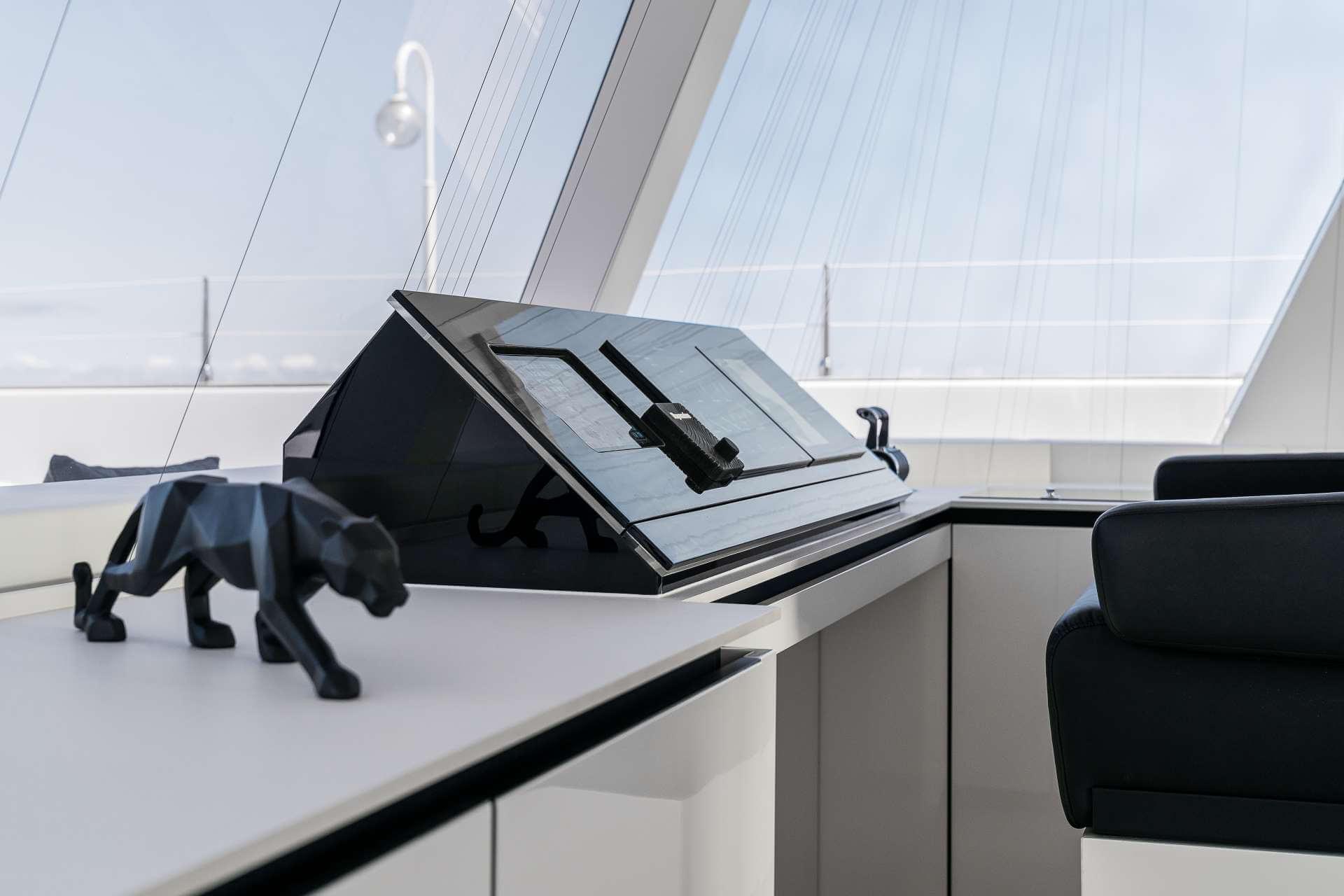 ABOVE Sunreef Catamaran 12