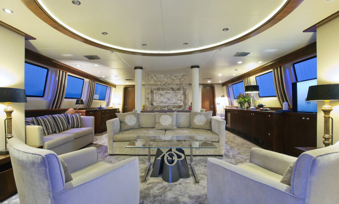 XO OF THE SEAS  Ustaoglu Yachts  10