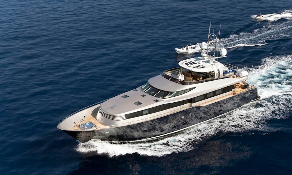 XO OF THE SEAS  Ustaoglu Yachts  1