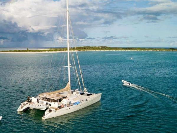 Custom Catamaran 85