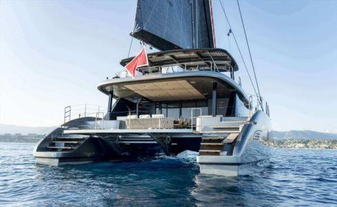 E Supercat Sunreef Catamaran 6