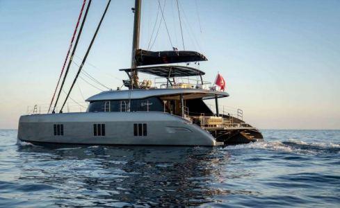 E Supercat Sunreef Catamaran 7