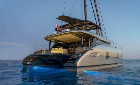 E Supercat Sunreef Catamaran 8