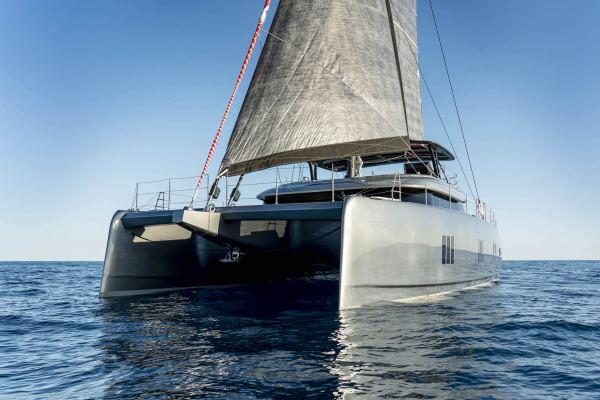 Sunreef Catamaran Sail E Supercat