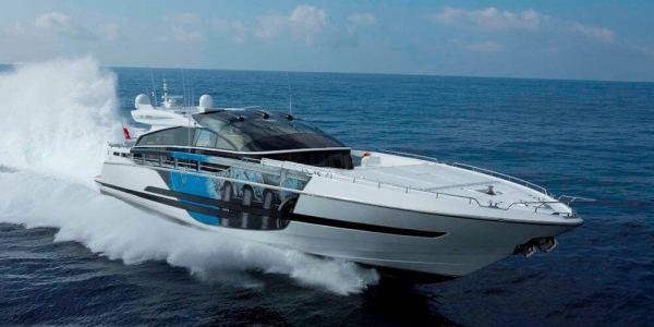 Baia Yachts Open 31m