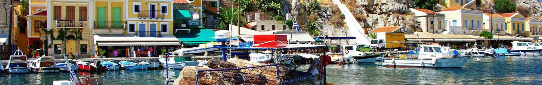 Charter di Superyacht Grecia