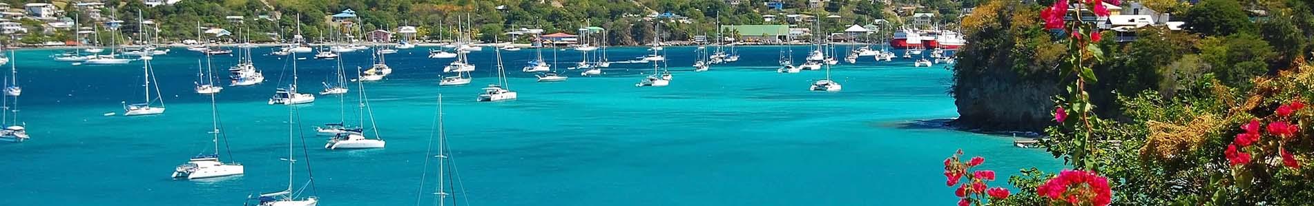 Superyacht charter Mar do Caribé