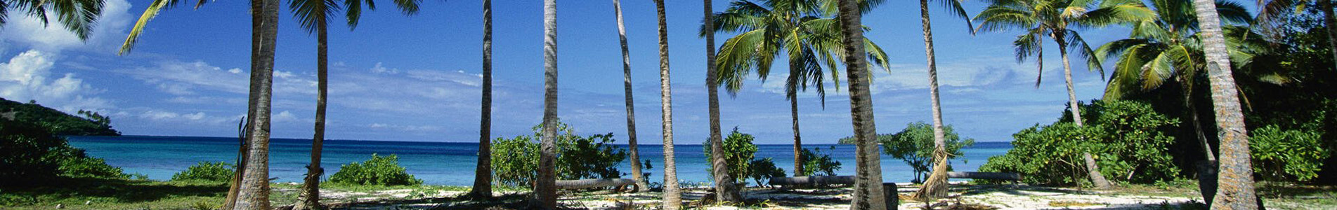 Charter di Superyacht Pacifico
