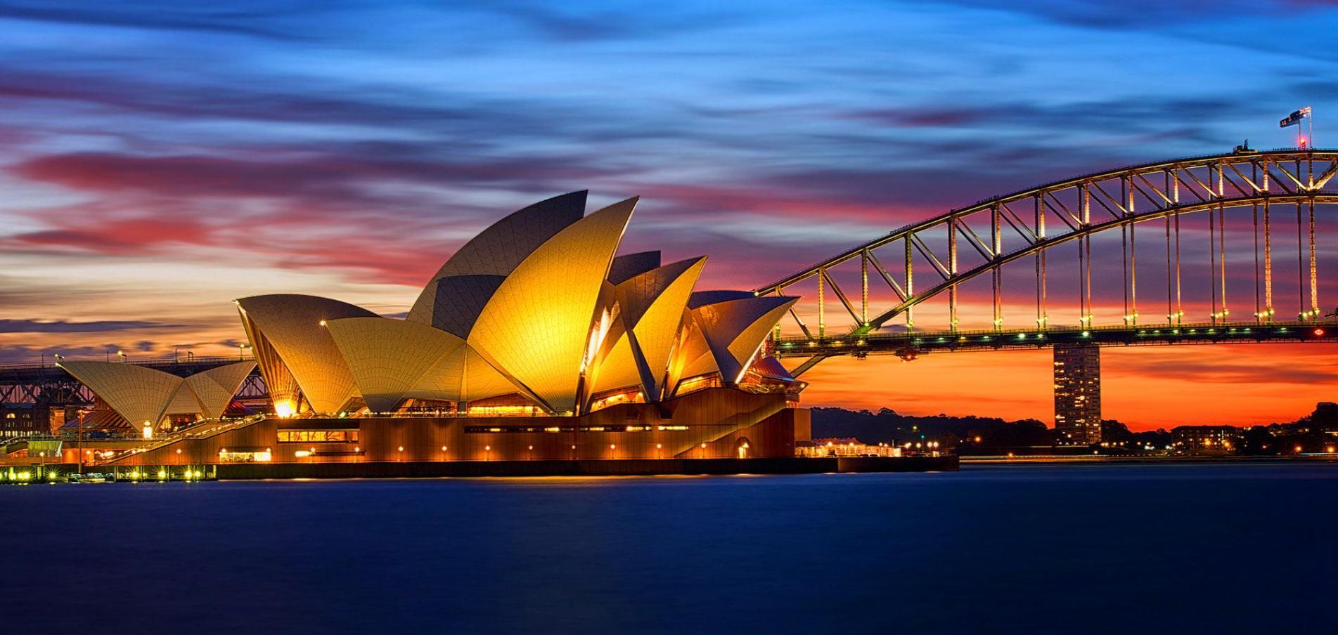 Superyacht charter Austrália