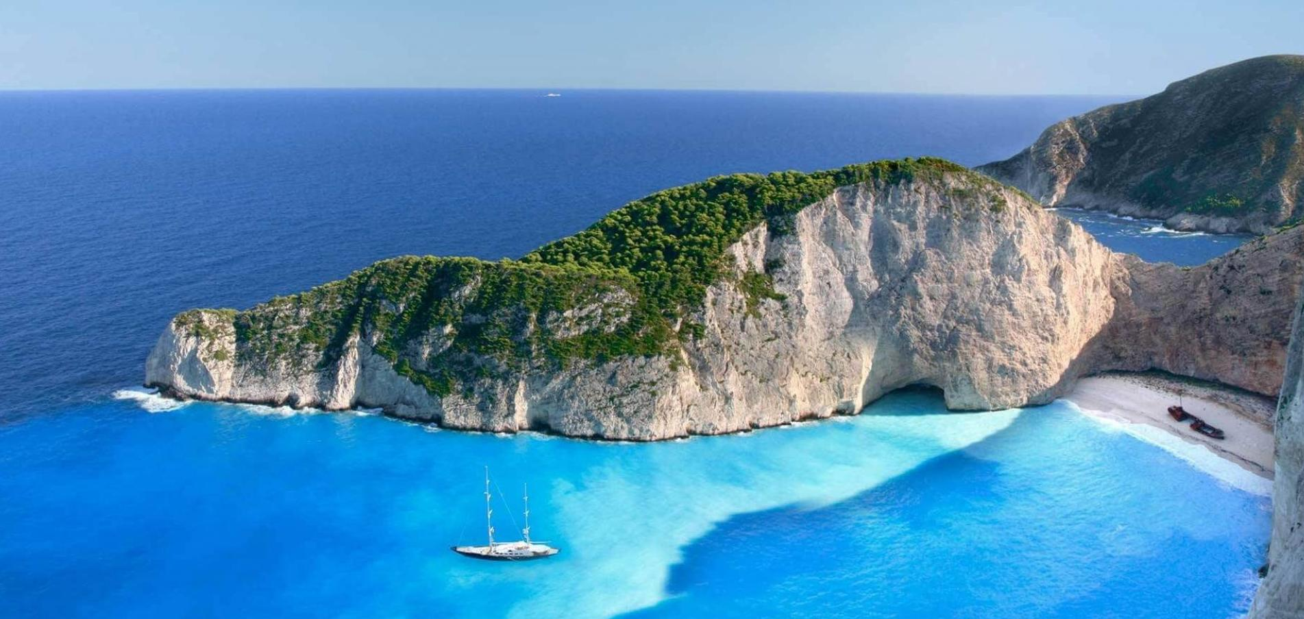 Superyacht charter Greece